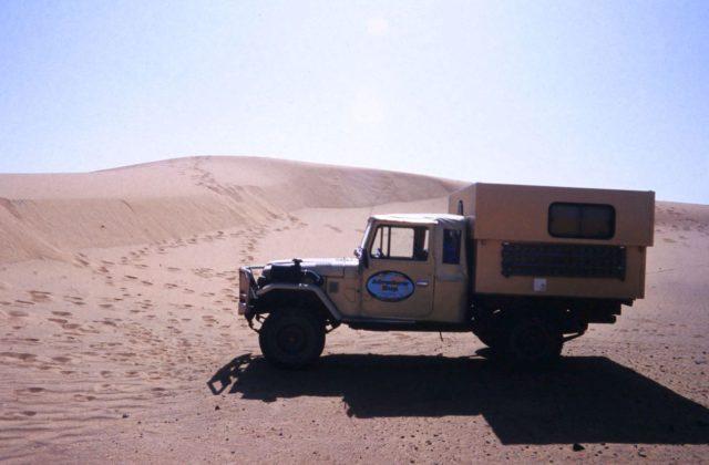 Marokko Pickup Wohnmobil Hubdach-koffer-Selbstausbau