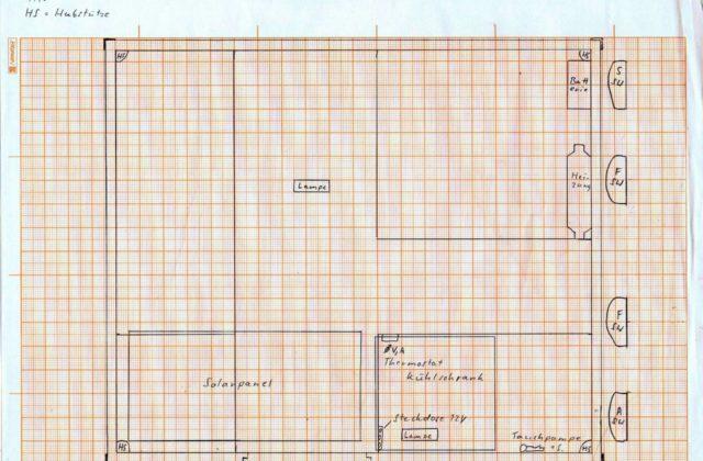 Planung Pickup Wohnmobil Hubdach-koffer-Selbstausbau