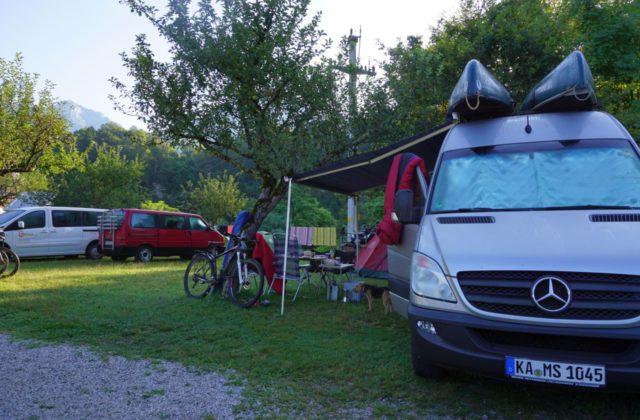 Sprinter Campen Soca Wohnmobil Kastenwagen-Selbstausbau