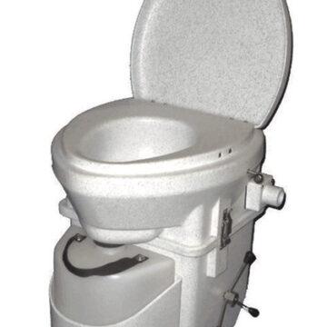 trocken Trenntoilette Komposttoilette von TomTur
